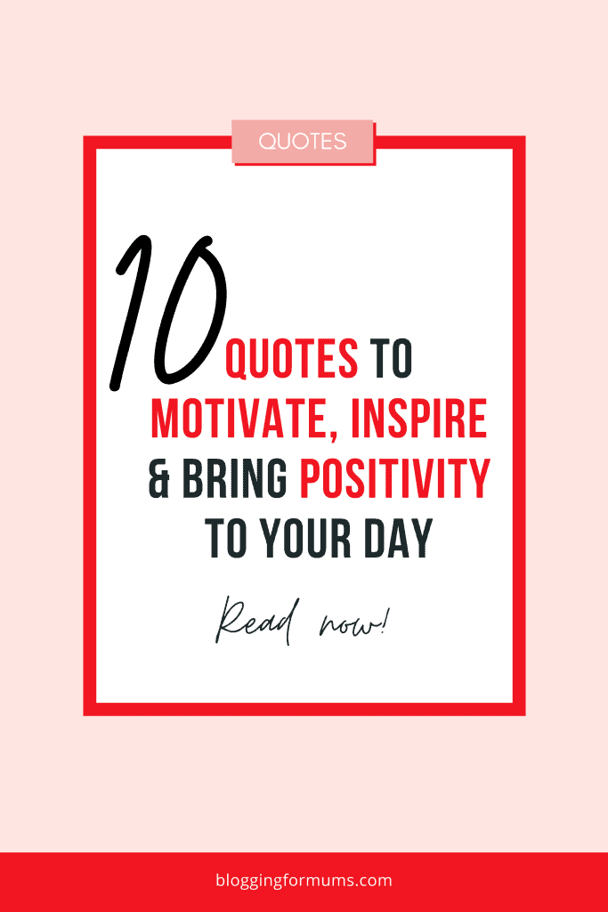 10 quotes post pin image