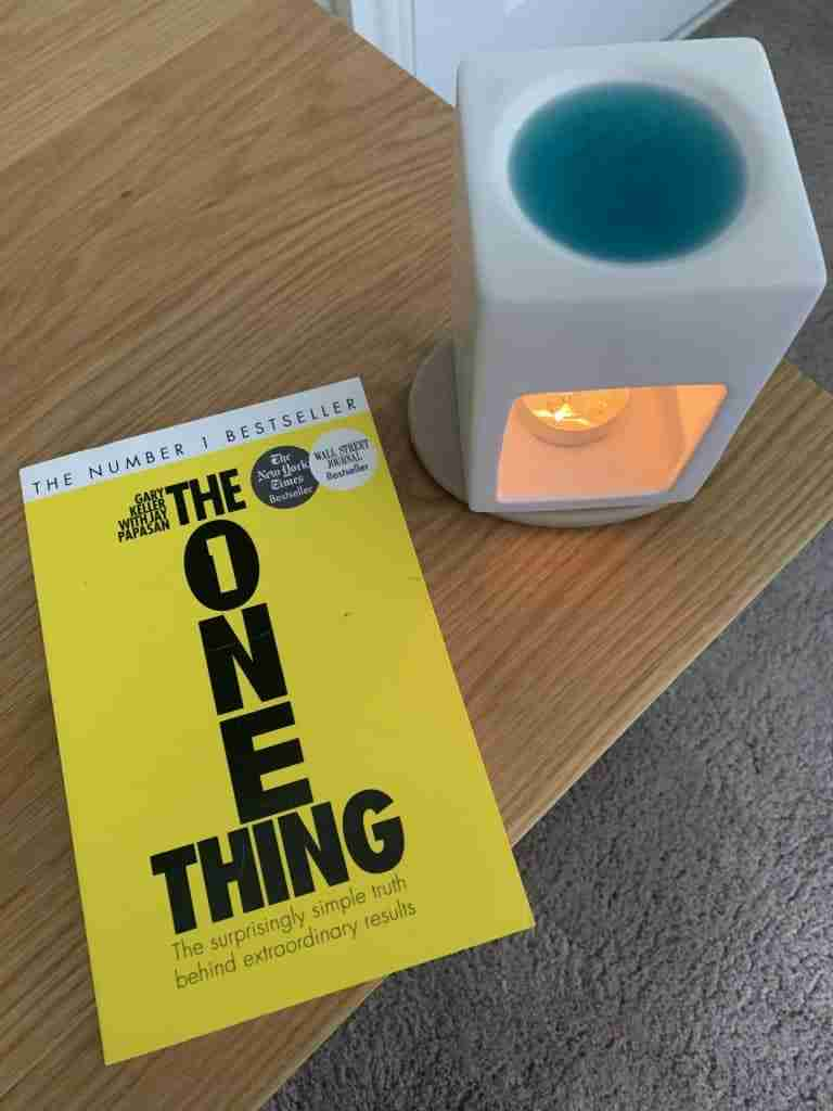 Books for female entrepreneurs The One Thing by Gary Keller with Jay Papasan