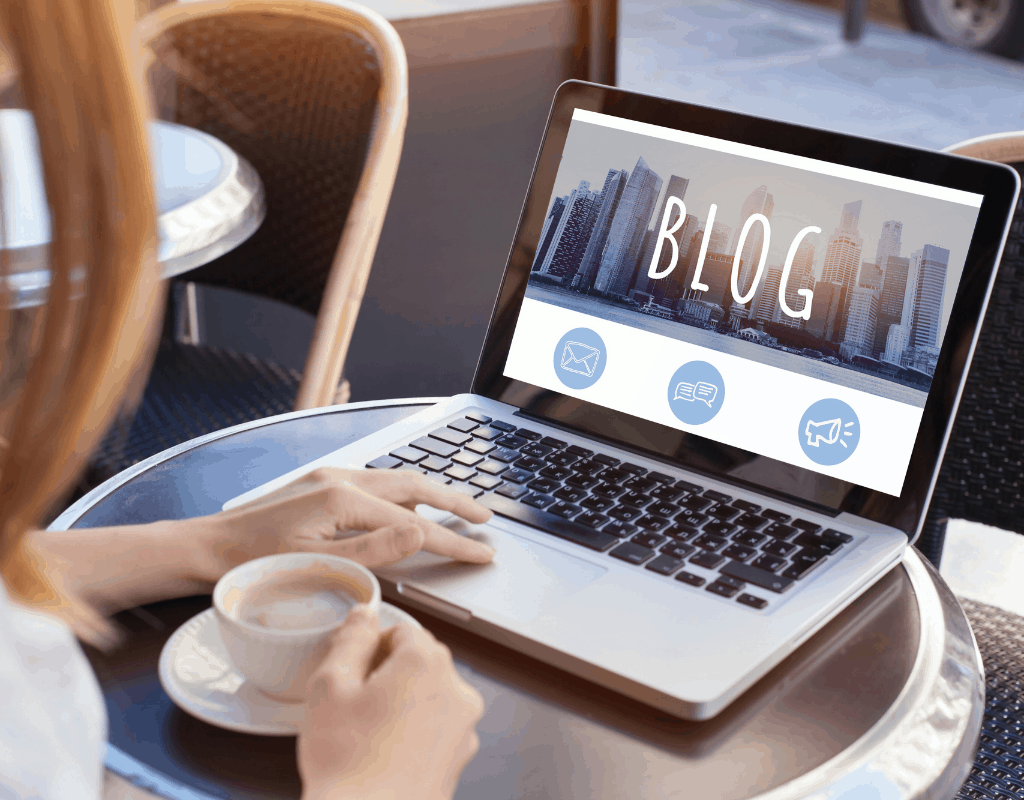 how to start a successful mummy blog
